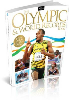 The Olympic & World Records Book (Paperback)