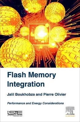 Flash Memory Integration: Performance and Energy Issues (Hardback)