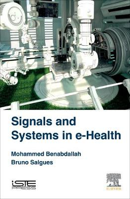 Signals and Systems in e-Health (Hardback)