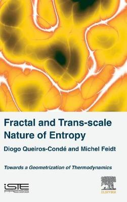 Fractal and Trans-scale Nature of Entropy: Towards a Geometrization of Thermodynamics (Hardback)