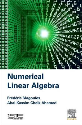 Numerical Linear Algebra (Hardback)