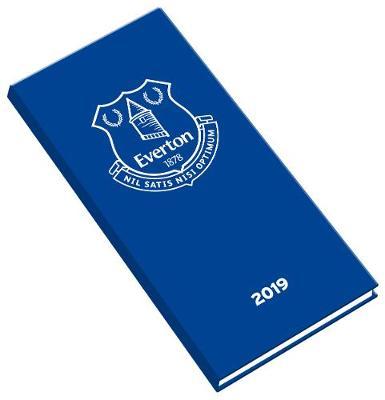 Everton Official 2019 Diary - Pocket Diary Format (Diary)