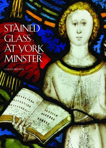 Stained Glass at York Minster (Paperback)