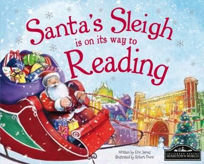 Santa's Sleigh is on its Way to Reading (Hardback)