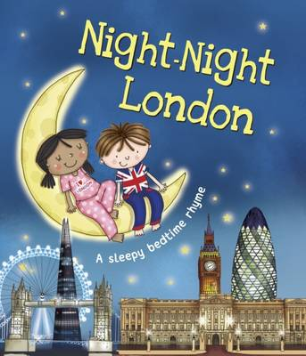 Night- Night London (Board book)