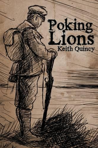 Poking Lions (Hardback)