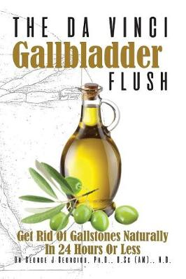 The Da Vinci Gallbladder Flush (Paperback)