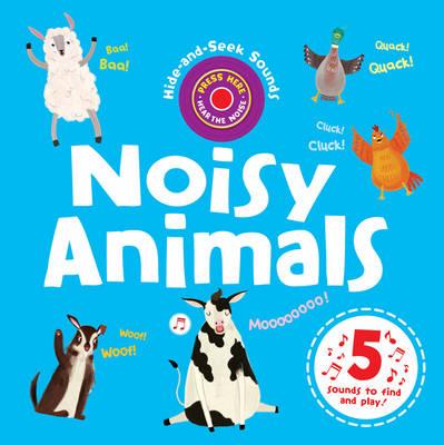 Noisy Animals - Sound Boards (Board book)