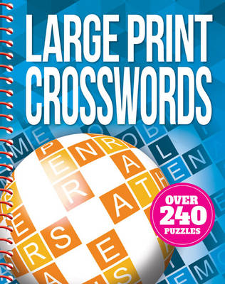 Large Print Crosswords Extra (Paperback)
