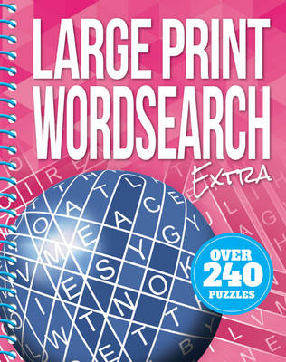 Large Print Wordsearch 2 Extra (Paperback)