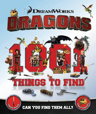 1001 Things to Find (Board book)