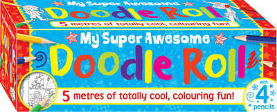 My Super Awesome Doodle Roll