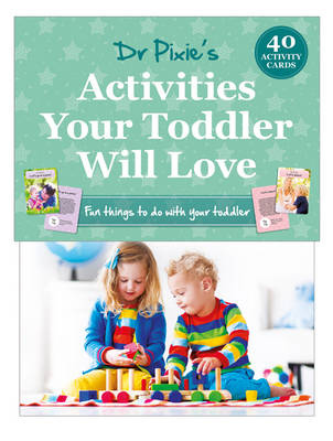 Activities Your Toddler Will Love (Paperback)