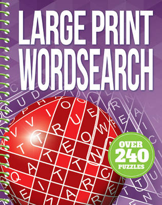 Large Print Wordsearch 2 (Paperback)