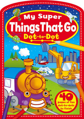 Things That Go - Activity Bags 2 (Paperback)