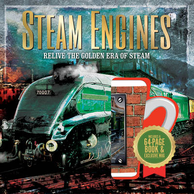 Steam Engines - Gift Set with Keyring