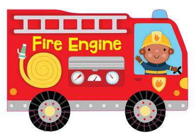 Fire Engine - Vehicle Boards (Board book)