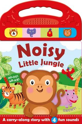 Wild Jungle - Sticker & Activity Colour By Numbers (Board book)