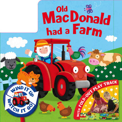 Old MacDonald - Whizzy Winders (Board book)