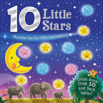 10 Little Stars (Board book)