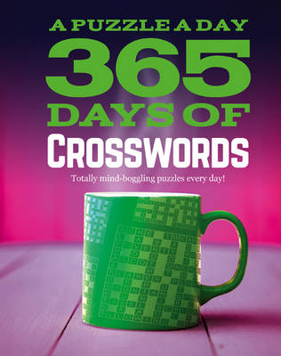 365 Days of Crosswords (Paperback)