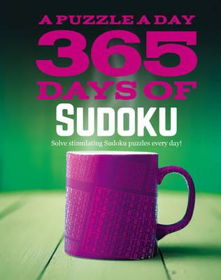 365 Days of Sudoku (Paperback)