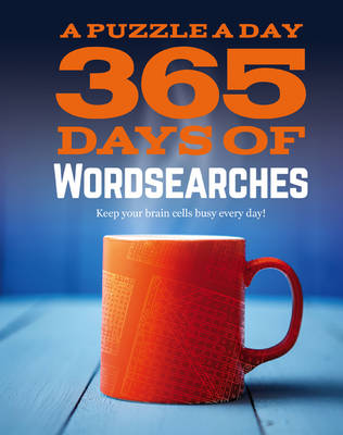 365 Days of Wordsearches (Paperback)