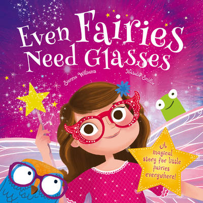 Even Fairies Need Glasses (Paperback)