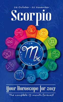 Scorpio 2015 Horoscopes - 2015 Horoscope Books (Paperback)