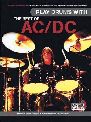 Play Drums With... The Best Of AC/DC (Paperback)