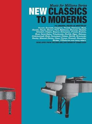Music For Millions: New Classics To Moderns (Paperback)