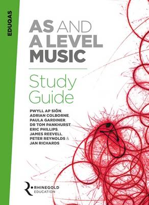 Eduqas AS and A Level Music Study Guide (Paperback)