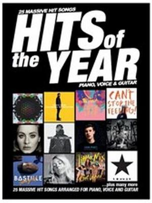 Hits Of The Year 2016: PVG (Paperback)