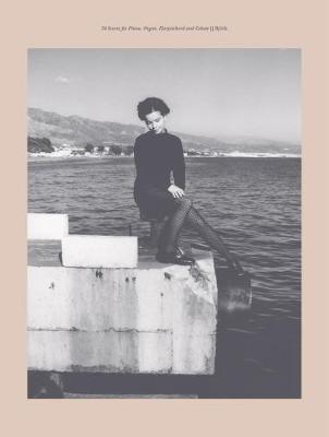 Bjork: 34 Scores For Piano, Organ, Harpsichord & Celeste (Paperback)