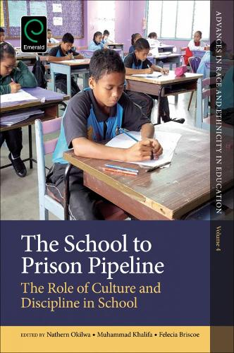 The School to Prison Pipeline: The Role of Culture and Discipline in School - Advances in Race and Ethnicity in Education 4 (Hardback)