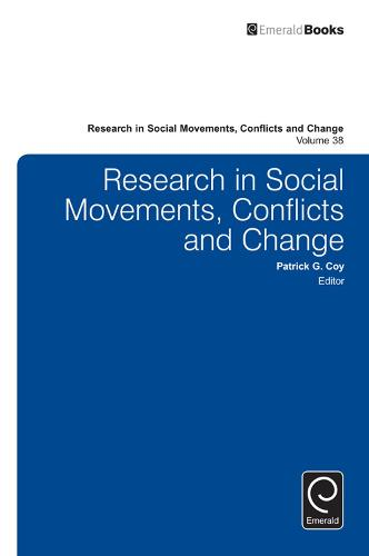 Research in Social Movements, Conflicts and Change - Research in Social Movements, Conflicts and Change 22 (Hardback)