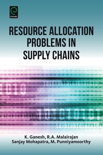 Resource Allocation Problems in Supply Chains (Hardback)