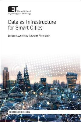 Data as Infrastructure for Smart Cities - Computing and Networks (Hardback)