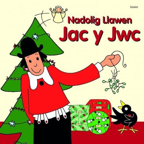 Nadolig Llawen Jac y Jwc (Hardback)