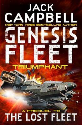 The Genesis Fleet - Triumphant (Book 3) - The Genesis Fleet 3 (Paperback)