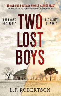 Two Lost Boys (Paperback)