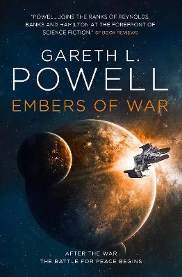 Sci Fi Sessions:Gareth Powell and E.J. Swift