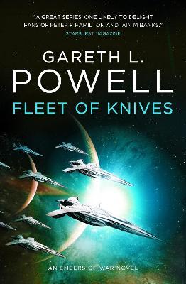 Fleet of Knives: An Embers of War Novel (Paperback)