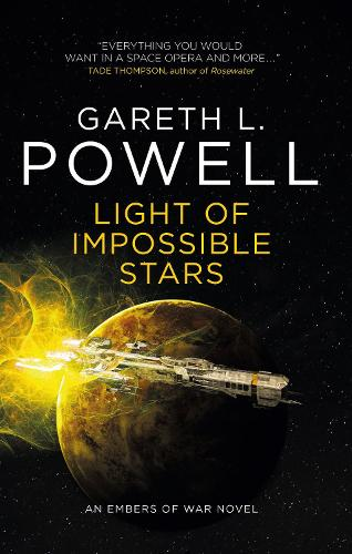 Light of Impossible Stars: An Embers of War Novel - Embers of War 3 (Paperback)