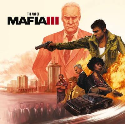 The Art of Mafia III (Hardback)