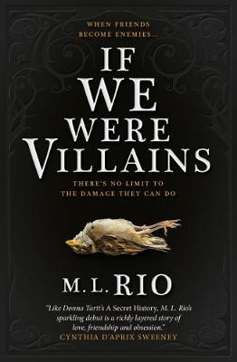 If We Were Villains (Paperback)