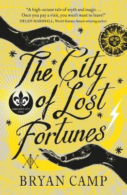 City of Lost Fortunes (Paperback)