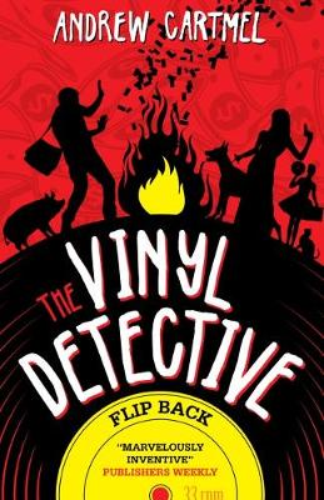 The Vinyl Detective - Flip Back: Vinyl Detective (Paperback)