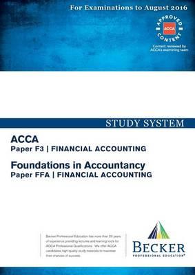 F3 Financial Accounting: F3 Financial Accounting (Paperback)