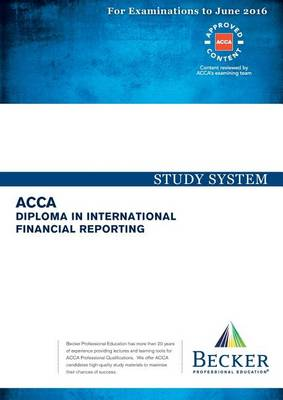 Diploma: International Financial Reporting: Study System (Paperback)
